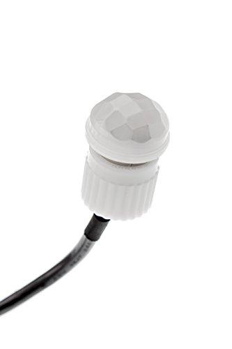 HUBER MOTION 18, Bewegungsmelder 120° / 360°, weiß, einabau, energieeffizient