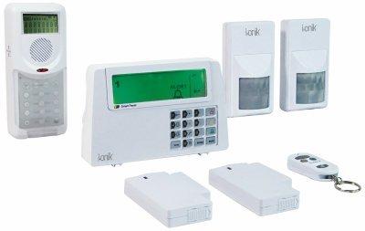 I.Onik Alarmsystem WS200 Wireless (weiß)