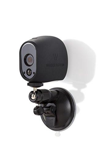 Saugnapf Halterung Suction Cup für Arlo Kamera für Arlo HD Kamerasystem Indoor/Outdoor Halterung von Wasserstein
