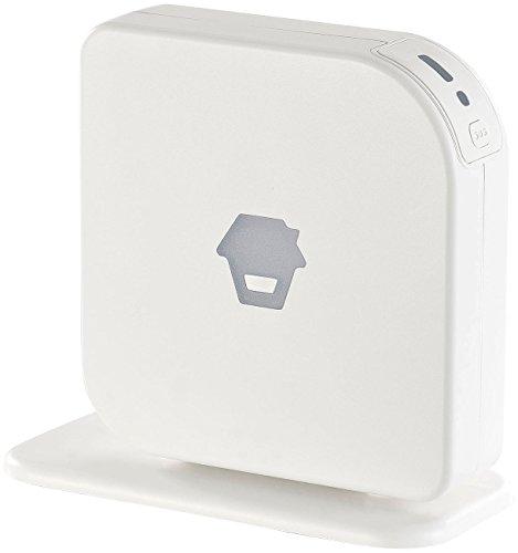 VisorTech GSM-Alarmanlage Funk & Handynetz-Anbindung XMD-3200.pro weiß