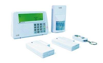 i-onik Alarmsystem WS100 Wireless (weiß)