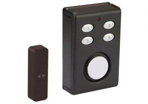 Mini-Alarm für Türen und Fenster