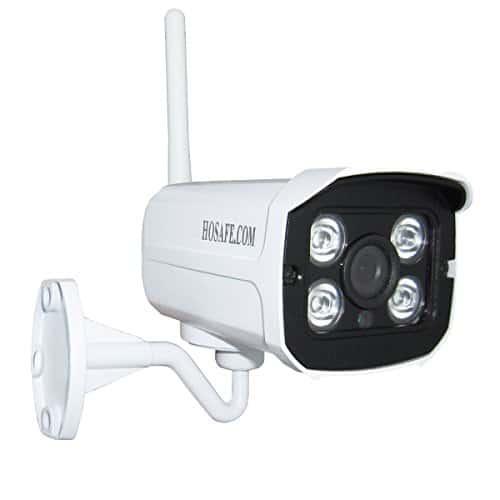 HOSAFE im Freien WIFI drahtlose Sicherheit IP-Netzwerk-Kamera Nachtsicht-Bewegungs-Abfragung Email-Alarm