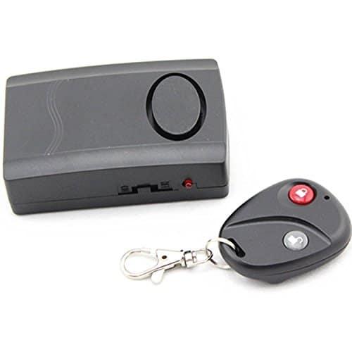 LIKECAR Auto Fahrrad Motorrad-Sicherheits-Warnung Diebstahlvibrationsdetektorsystem