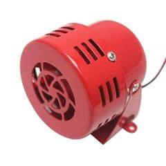 12v Elektroauto-LKW-Motorrad Gefahren Luftangriff Sirene Hupe Alarm Laut