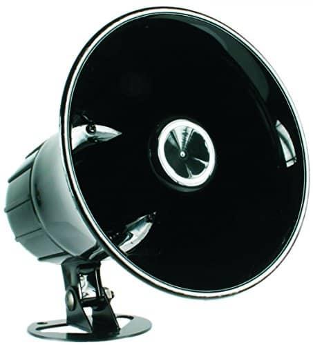 ELRO SA101 Außensirene für das Sicherheits und Heimautomationssystem