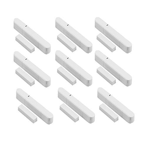 Premium Pack Olympia 59073 Tür-/ Fensterkontakt - 9 Stück für Alarmanlage Protect 5080/6060/906076571