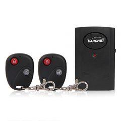 CARCHET® Motorrad Fahrrad 120dB Alarmanlage Alarm Sirene Antidiebstahl mit Fernbedienung