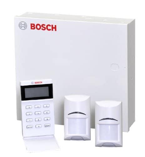 Bosch Profi Einbruchmeldeanlage Alarmanlage AMAX 2000 Komplett-Set