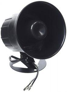 Alarm Sirene 12V 6 Klang Signalhorn Hupe