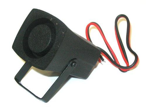 Piezo Mikro Sirene 6-14V 108dB Alarm Schalldruck Alarmanlage Alarmsirene