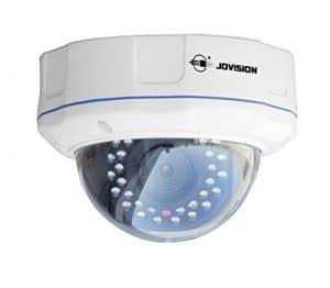 JVS-N3DL-DC / Jovision Dome IP Kamera Außen für Outdoor, 1 MegaPixel, HD, 720P, Außenkamera, Überwachungskamera, Sicherheitskamera, Bewegungserkennung, Email Alarm