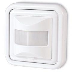 Sonero Unterputz Bewegungsmelder X-IMS-050 - Erfassungswinkel 160°, IP20, weiß, Infrarot-Sensor