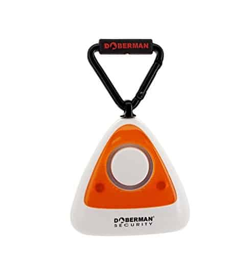 WER DOBERMAN SECURITY Außen Alarmknopf roten Alarm Sirenen für Hilfe