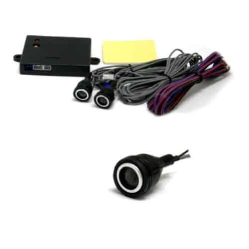 Akhan US001 - ULTRASCHALLSENSOR Ultrasonic Sensor für alle Alarmanlage