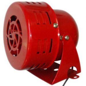 motorisch Alarm - SODIAL (R) V905 RED Mini motorisch Alarm Sirene