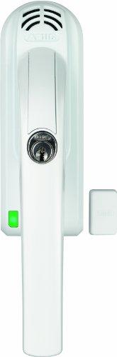 ABUS Fenstergriff abschließbar FG300A für DIN-links Fenster, weiß, 56807