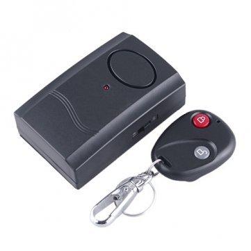 Fernbedienung Vibrationsalarm für Tür-Fenster- Objekte Sicherheit